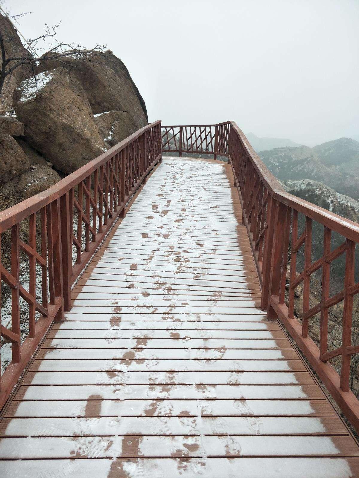 Zhangjiakou jellyfish palace scenic spot